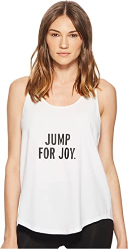 Kate Spade New York Athleisure Jump For Joy Tank Top