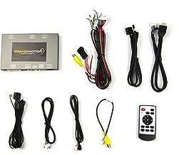 Brandmotion 9002-2772 Dual Camera Interface for Factory Display Radio on Select Audi Vehicles with Internal MMI Knob