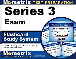 Series 3 Exam Flashcard Study System: Series 3 Test Practice Questions & Review for the National Commodity Futures Examination (Cards)