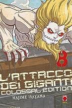 L'attacco dei giganti. Colossal edition (Vol. 8)