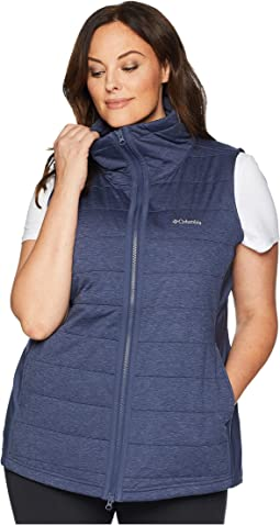 Plus Size Place to Place™ Vest