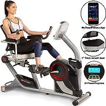 fitness reality recumbent bike