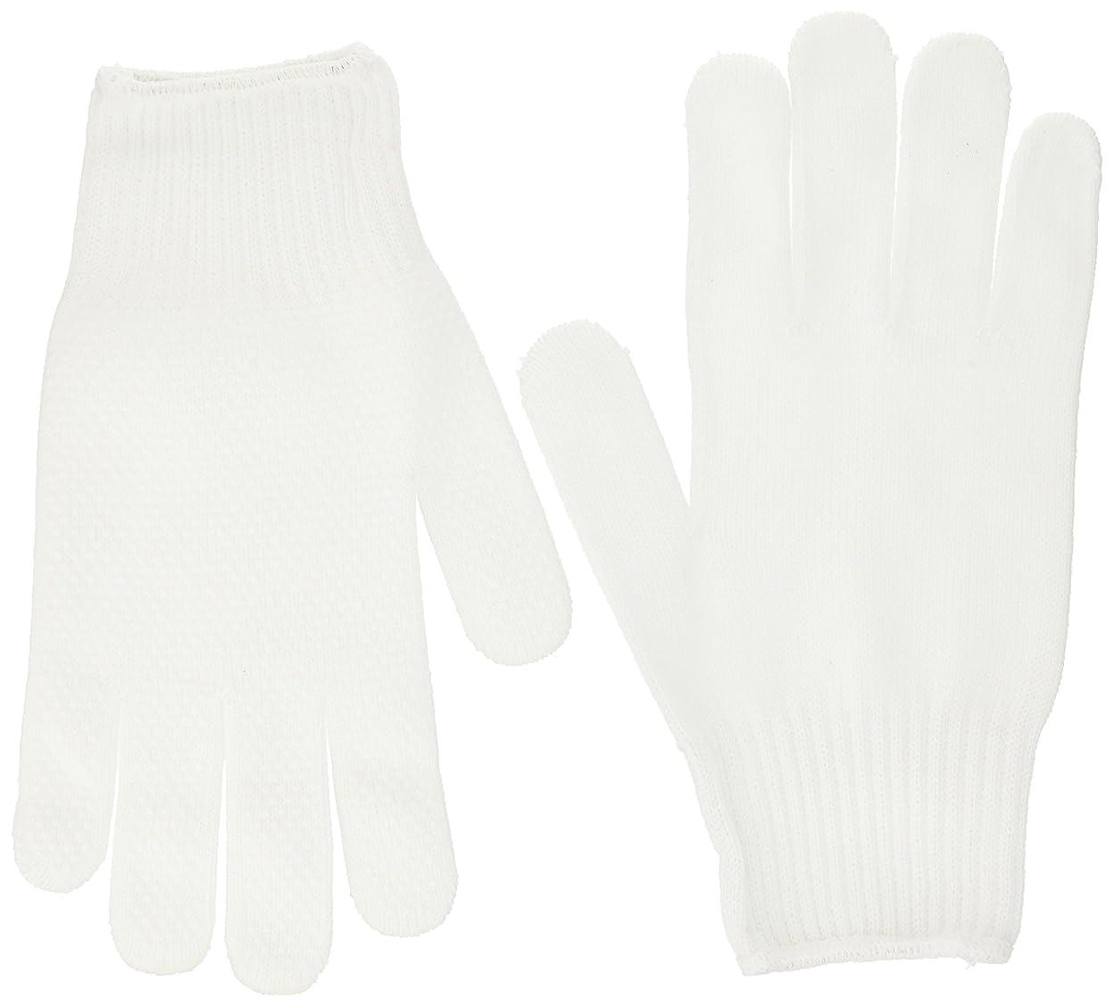 TRUSCO(トラスコ) 軽作業用すべり止め手袋 薄手 5双組 フリーサイズ DPM-39LE