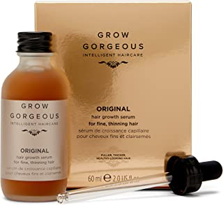 Grow Gorgeous Daily Growth Serum 60ml - Moisturizes and smooth hair's fibers for a silky-soft finish
