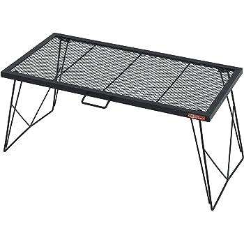 テントファクトリー FDテーブル900MH TF-WLSW-FD900MH ブラック 95.5×45×42.5(H)cm