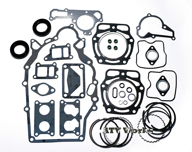 ATVWorks Compatible Replacement for Mule Manufacturer direct delivery Kawasaki supreme Engine KAF620