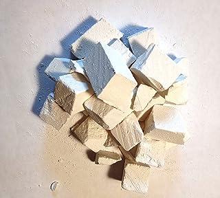 """Edible chalk, Natural Chalk,""""SAWN Chalk Belgorodskiy"""" 200gr."""