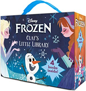 Olaf's Little Library (Disney Frozen): 4 Board Books