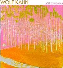 Wolf Kahn 2019 Mini Wall Calendar