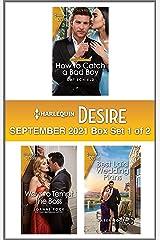 Harlequin Desire September 2021 - Box Set 1 of 2 Kindle Edition