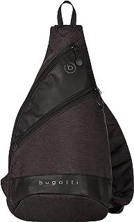 Universum Bandolera Hombre, Mochila Cruzada, Sling Bag - Negro