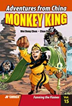 Monkey King Volume 15: Fanning the Flames