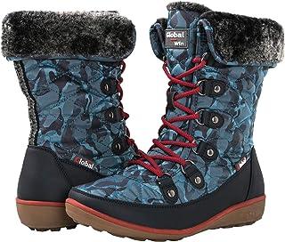 ea5cea570835 Amazon.com  Blue - Snow Boots   Outdoor  Clothing