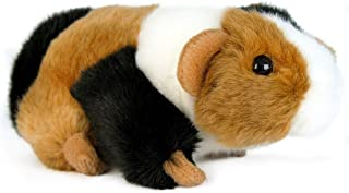 VIAHART Gigi Guinea Pig | مخمل خواب دار حیوانات اهلی 7 اینچ | توسط Tiger Tale Toys