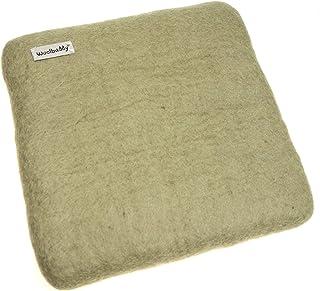 Woolbuddy Needle Felting 100% Woolen Mat (Beige) Size XL