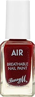 Barry M Air Breathable Nail Paint, After Dark, 10 ml
