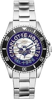 Gift for Charlotte Hornets NBA Basketball Fan Article Watch 4562