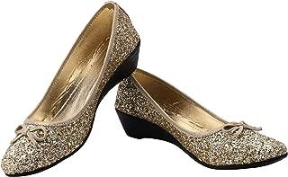 Tryfeet Classy Wedges Bellies for Women -1.5 Inch Heel