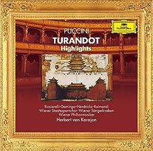 Puccini: Turandot -Highlights (SHM-CD)