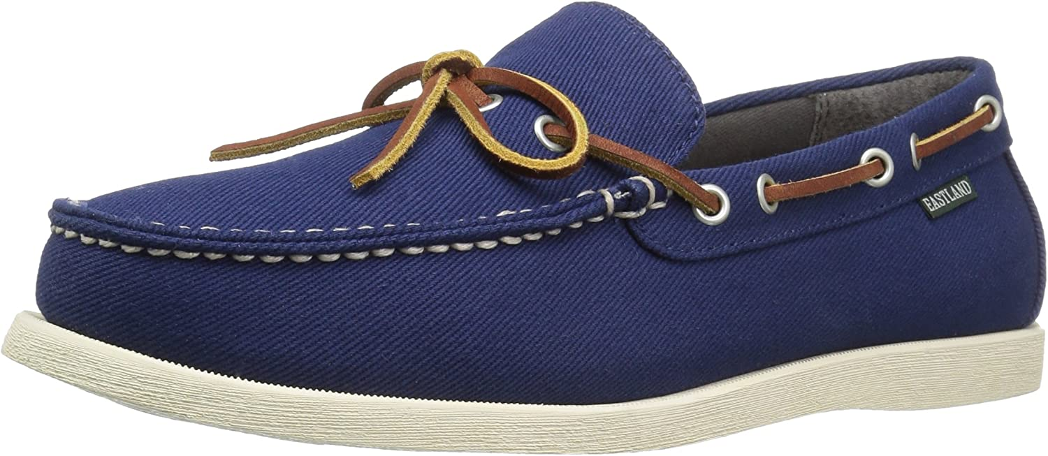 Eastland Mens Yarmouth Canvas Slip-On Loafer