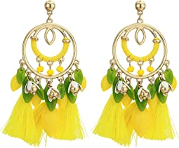 Lemon Grove Earrings