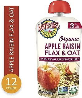 Earths Best Organic Raisin Breakfast