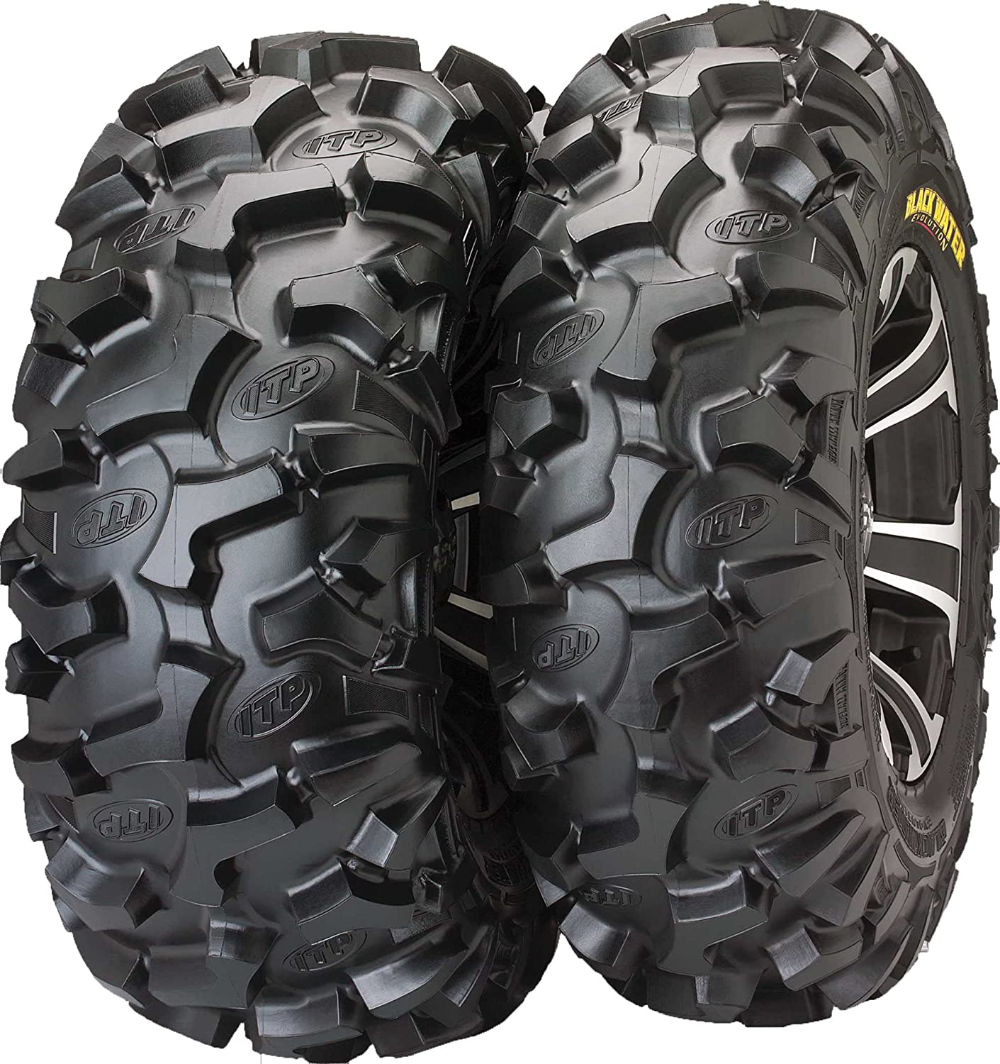 ITP Now free shipping Blackwater Evolution Radial Tire - Fits: Cat Arctic 5 popular 30x10-12