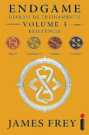 Endgame: Diários de Treinamento Volume 3 - Existência (Portuguese Edition)