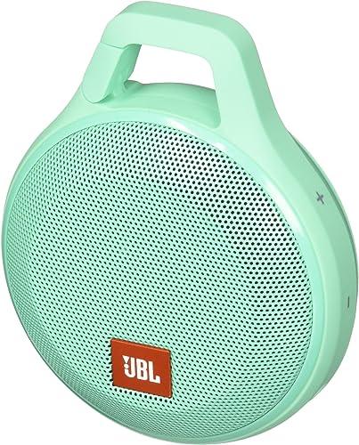 2021 JBL Clip+ Splashproof Portable Bluetooth wholesale Speaker outlet sale (Teal) online