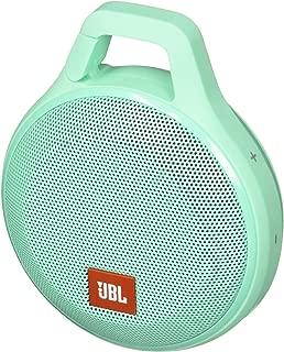 JBL Clip+ Splashproof Portable Bluetooth Speaker (Teal)