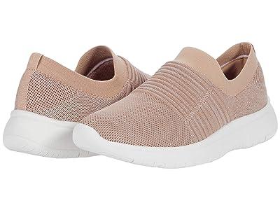 Blondo Karen Waterproof Knit Sneaker (Blush Heathered) Women