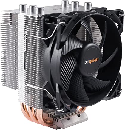 $28 Get be Quiet! BK008 Pure Rock Slim - CPU Cooler - 120W TDP- Intel 1150 / 1151/ 1155/ 1156 & AMD Socket AM2(+) / AM3(+) / AM4 / FM1 / FM2(+)