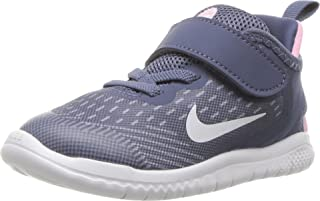 Nike Free Rn 2018 Toddlers Style: AH3456-402 Size: 8, Diffused Blue/White