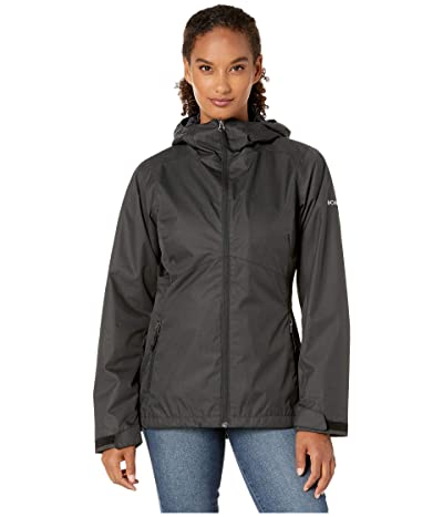 Columbia Rainie Fallstm Jacket (Black) Women