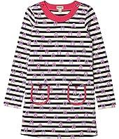 Rainbow Party Mod Dress (Toddler/Little Kids/Big Kids)