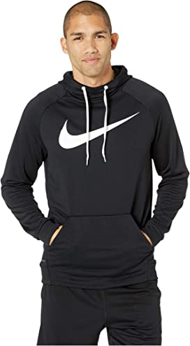 5c1979343471 Nike Dry Training Pullover Hoodie at Zappos.com