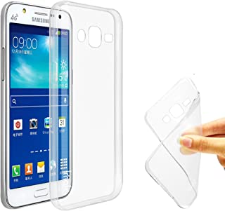 Samsung Galaxy Grand Prime Case, [Invisible Armor] Xtreme SLIM, Lightweight, CLEAR/ Transparent, SOFT/ Flexible, Shock Absorbing, Protection TPU Case/ Bumper/ Back Cover