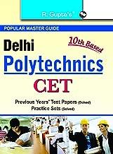 Delhi Polytechnics Common Entrance Test (CET) Guide (10th Based)