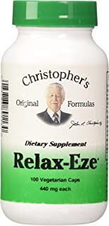 Dr Christopher's Formula Original Relax-Eze, 100 Count