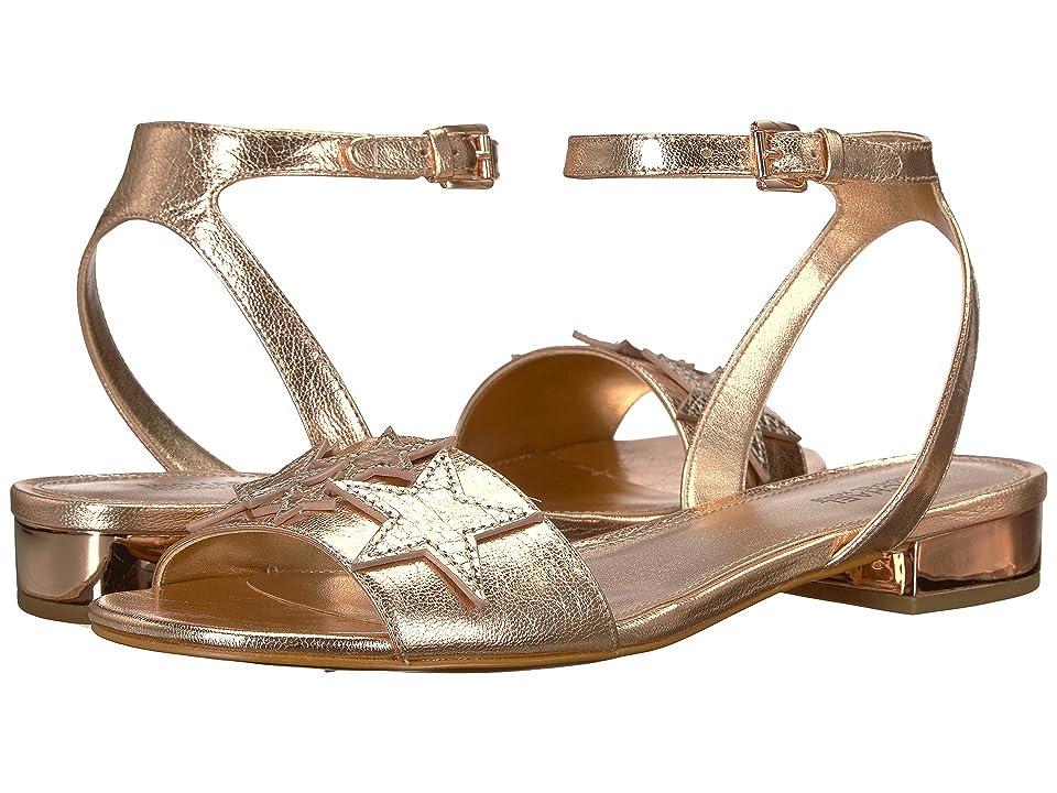MICHAEL Michael Kors Lexie Flat Sandal (Soft Pink) Women