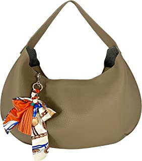 حقائب حمل نسائية عالية السعة من هيدورا مصنوعة من الجلد الصناعي PU محفظة كتف للنساء محافظ هوبو وحقائب يد للاستخدام اليومي