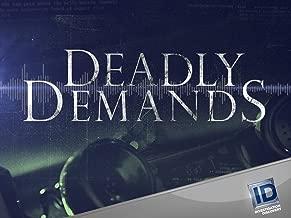 Deadly Demands Season 1