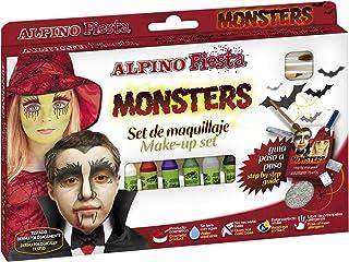 Alpino DL000009 - Set de maquillaje