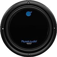 Planet Audio AC10D 10 Inch Car Subwoofer – 1500 Watts Maximum Power, Dual 4 Ohm..