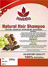 Natural Hair Shampoo for Hair 8 oz, AMLA REETHA SHIKAKAI POWDER (Phyllanthus emblica,Sapindus mukorossi,Acacia concinna),P...