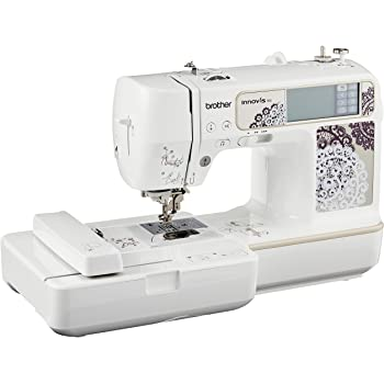 Brothers Máquina de Coser y Bordar, Patchwork y Quilting: Amazon ...