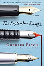 The September Society (Charles Lenox Mysteries, 2)