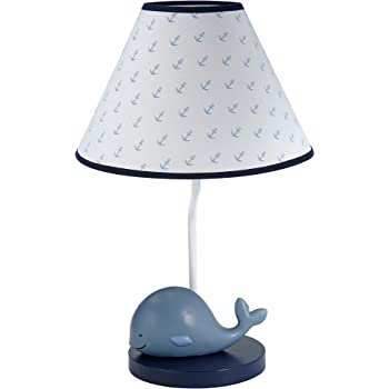 BEAUTIFUL WHALES STAINED GLASS STYLE NIGHT LIGHT