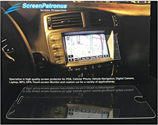 ScreenPatronus - Compatible with Cowon J3 MP3 Crystal Clear Screen Protector (Lifetime Replacement Warranty)