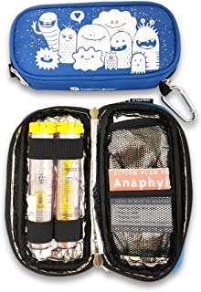GetBacktoBasix EpiPen Carrying Case, Small Insulated Bag, Allergy Medicine Child